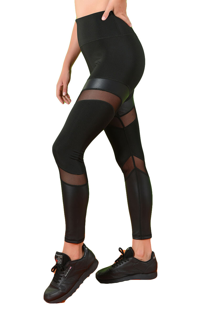 Karma LEATHER Activewear - 4 Pack
